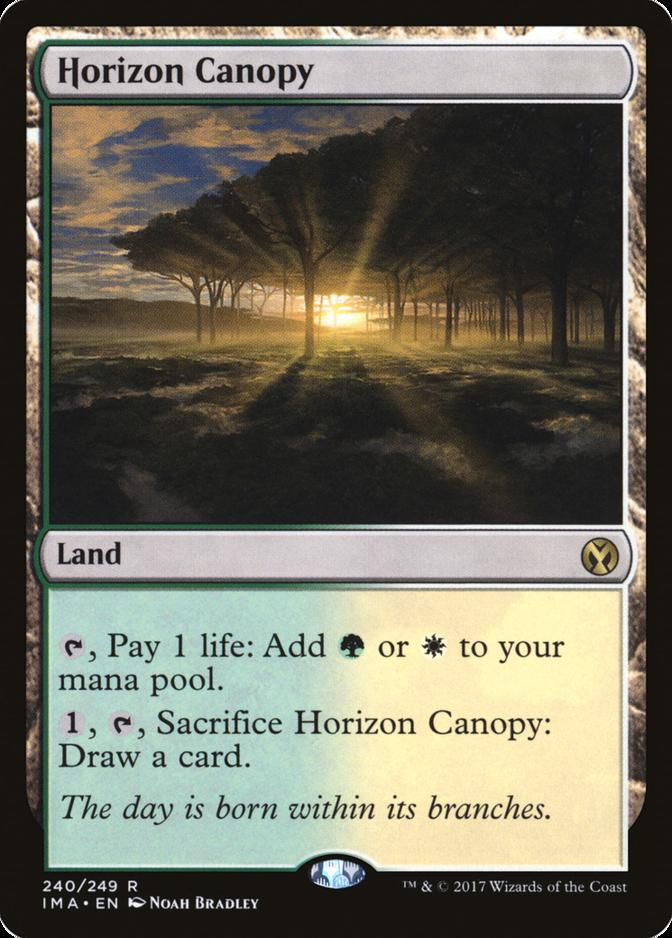 Horizon Canopy [IMA] (F)