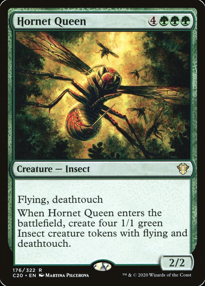 Hornet Queen [C20]