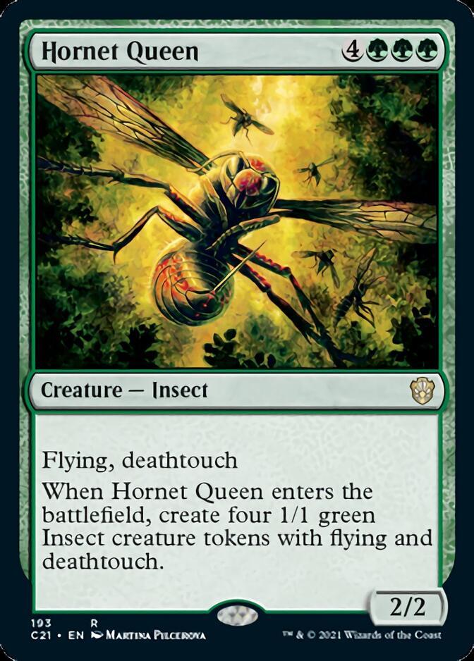 Hornet Queen [C21]