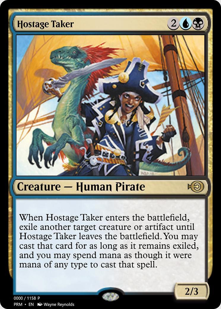 Hostage Taker [PRM]