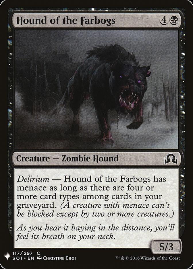 Hound of the Farbogs [MB1]