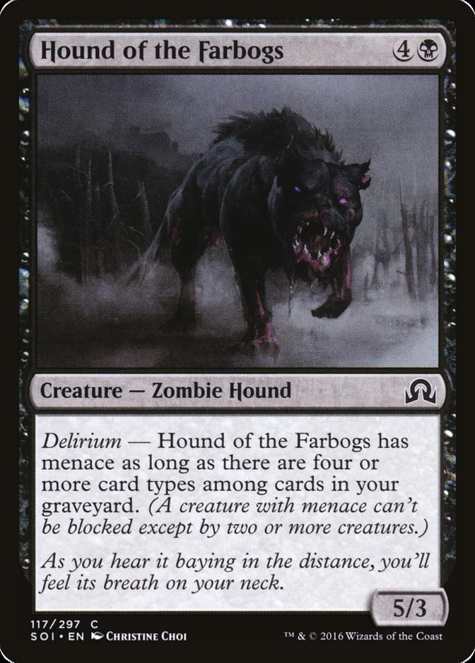 Hound of the Farbogs [SOI] (F)