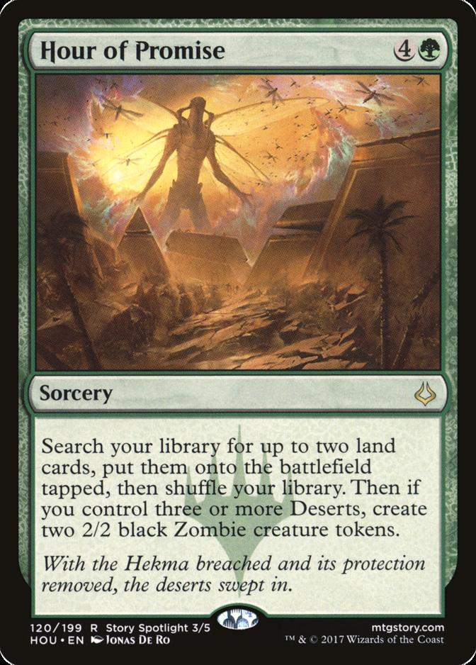 Hour of Promise [HOU]