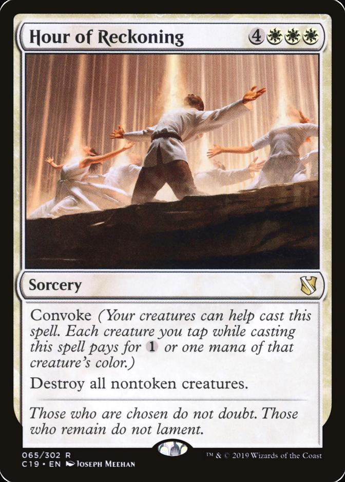 Hour of Reckoning [C19]