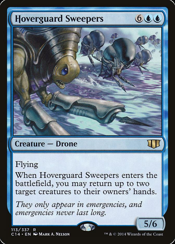 Hoverguard Sweepers [C14]