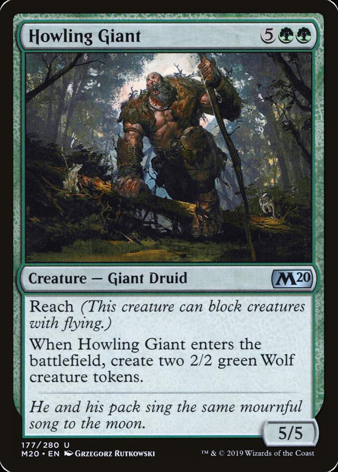 Howling Giant [M20]