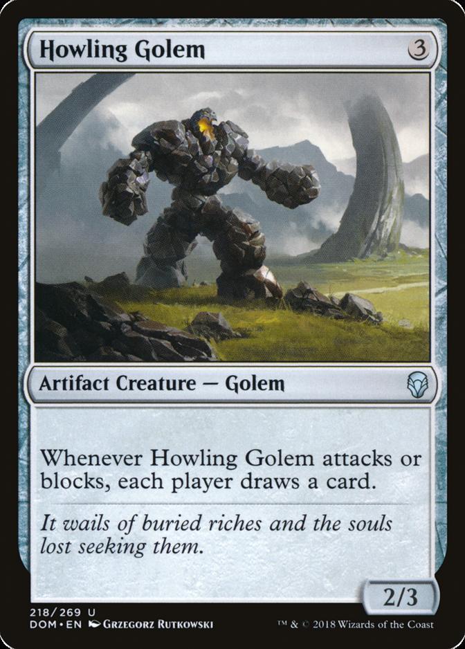 Howling Golem [DOM]
