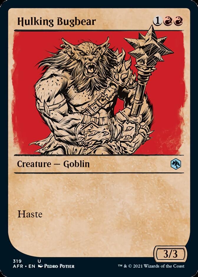 Hulking Bugbear <showcase> [AFR]