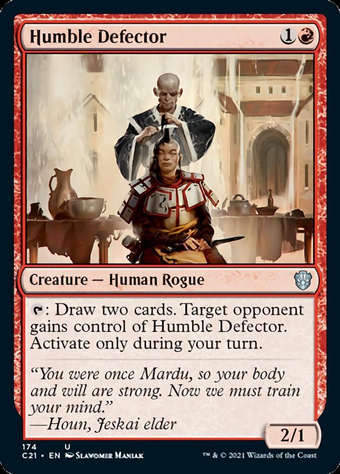 Humble Defector [C21]