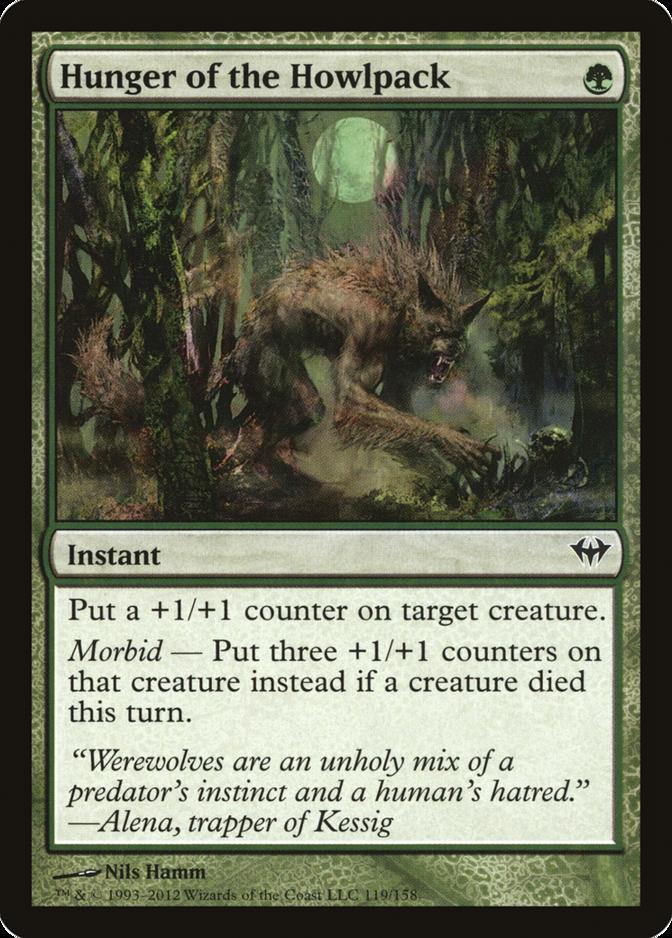 Hunger of the Howlpack [DKA]
