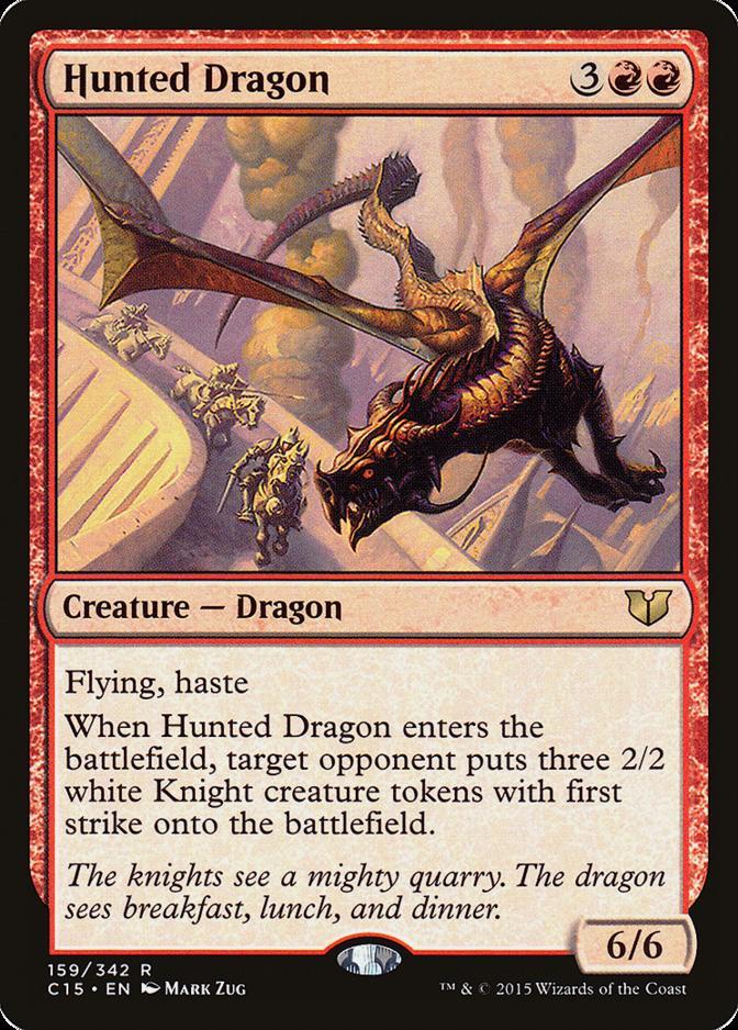 Hunted Dragon [C15]