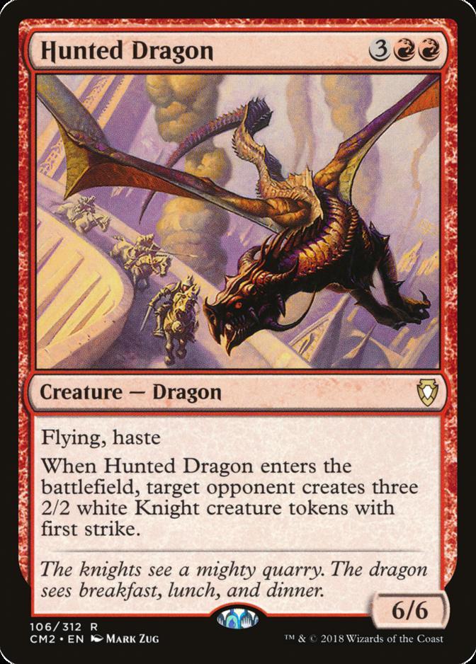 Hunted Dragon [CM2]