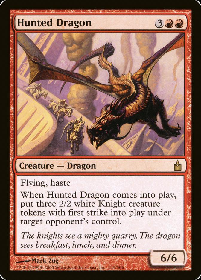 Hunted Dragon [RAV] (F)