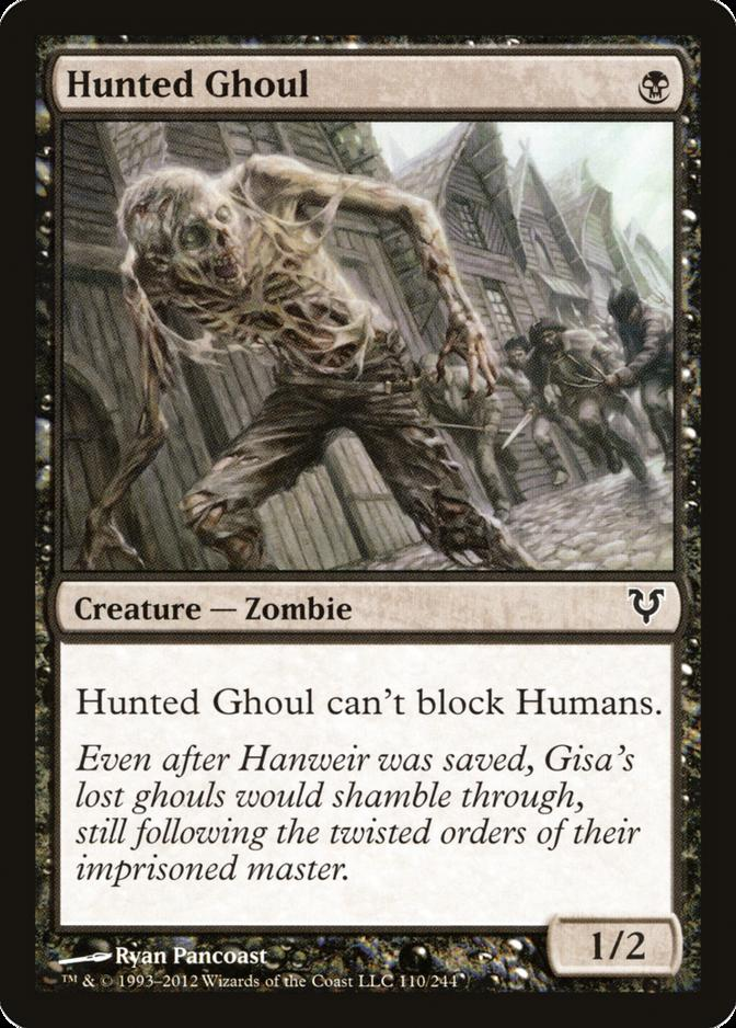 Hunted Ghoul [AVR]