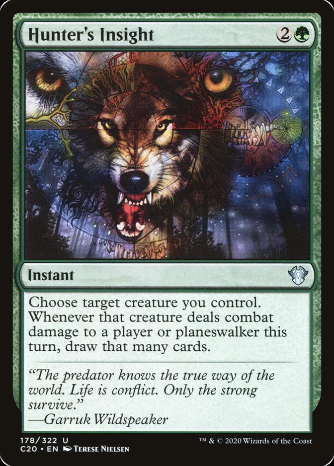 Hunter's Insight [C20]