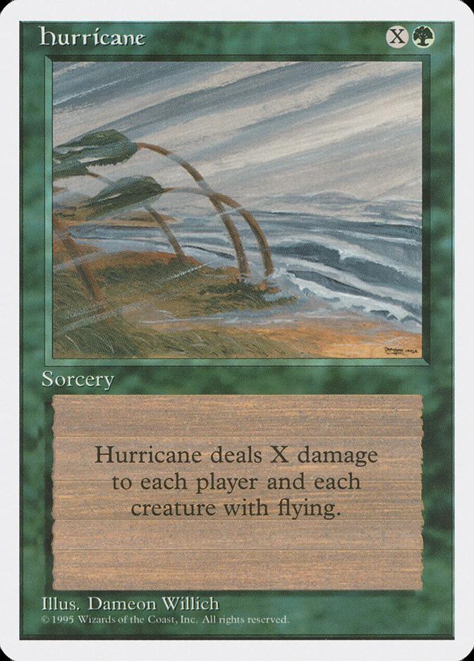 Hurricane [4ED]