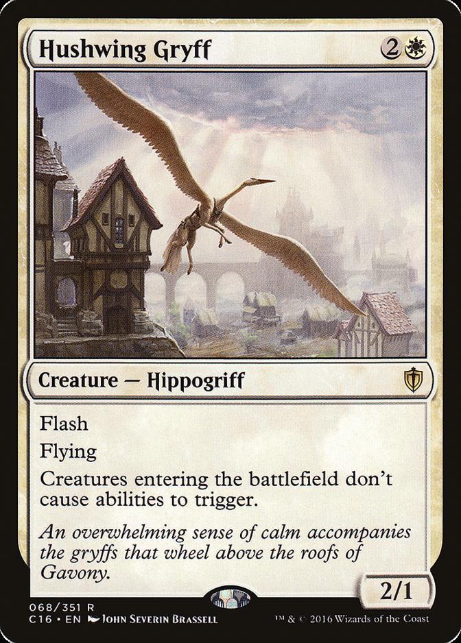 Hushwing Gryff [C16]