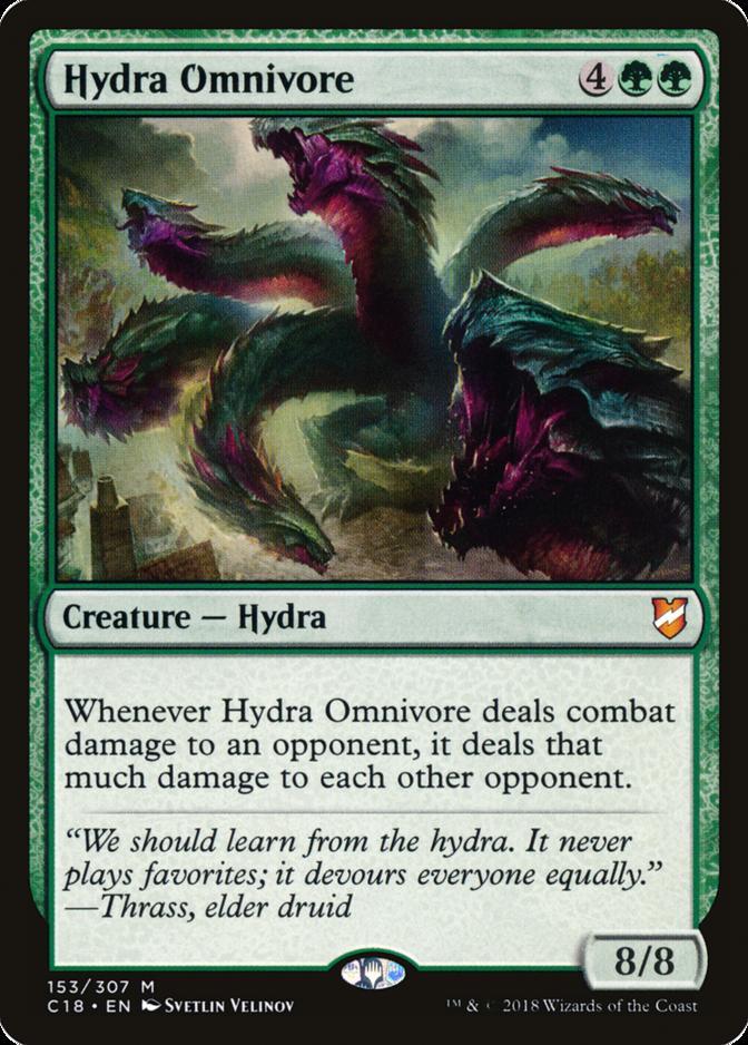 Hydra Omnivore [C18]
