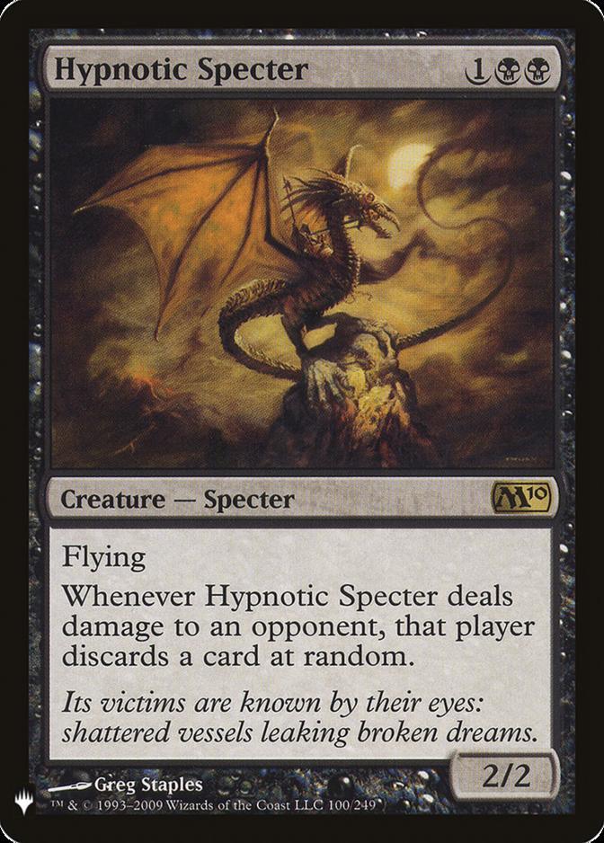 Hypnotic Specter [MB1]