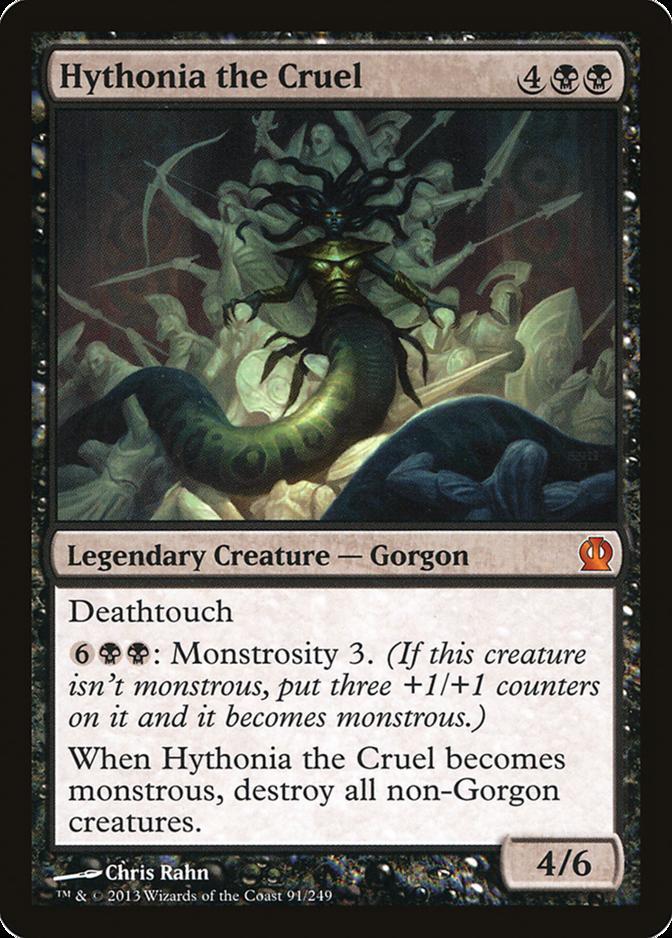 Hythonia the Cruel [THS]