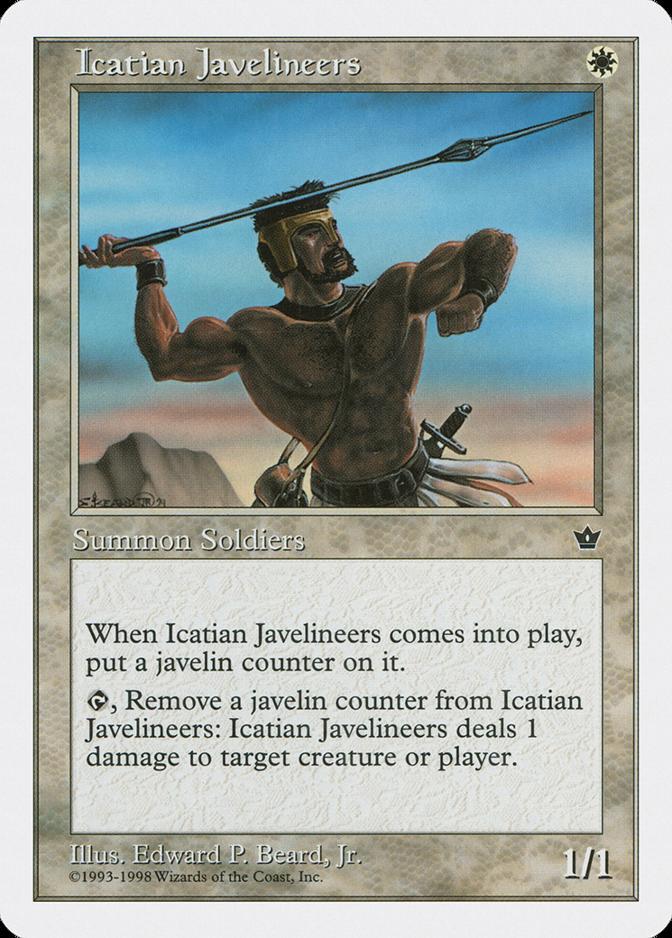 Icatian Javelineers [ATH]