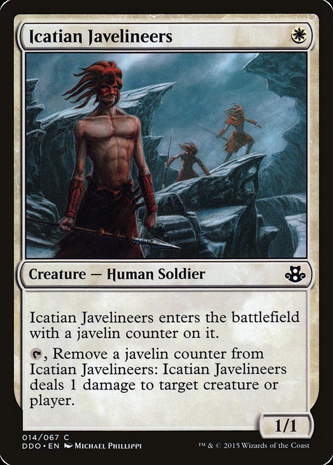 Icatian Javelineers [DDO]