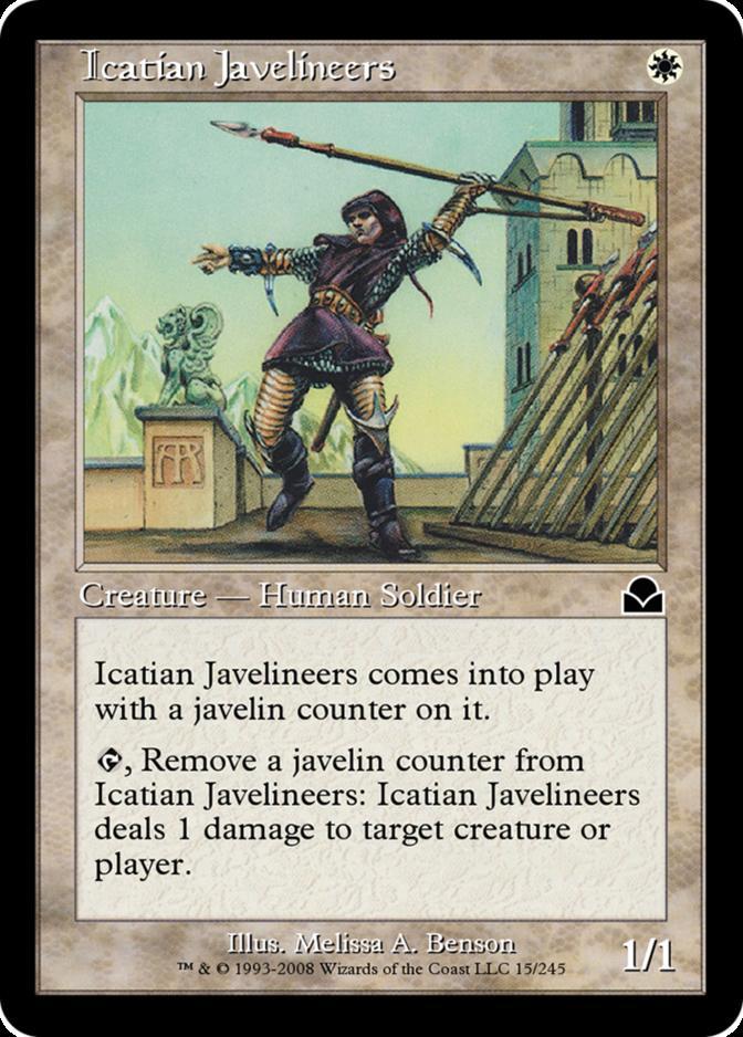 Icatian Javelineers [ME2] (F)