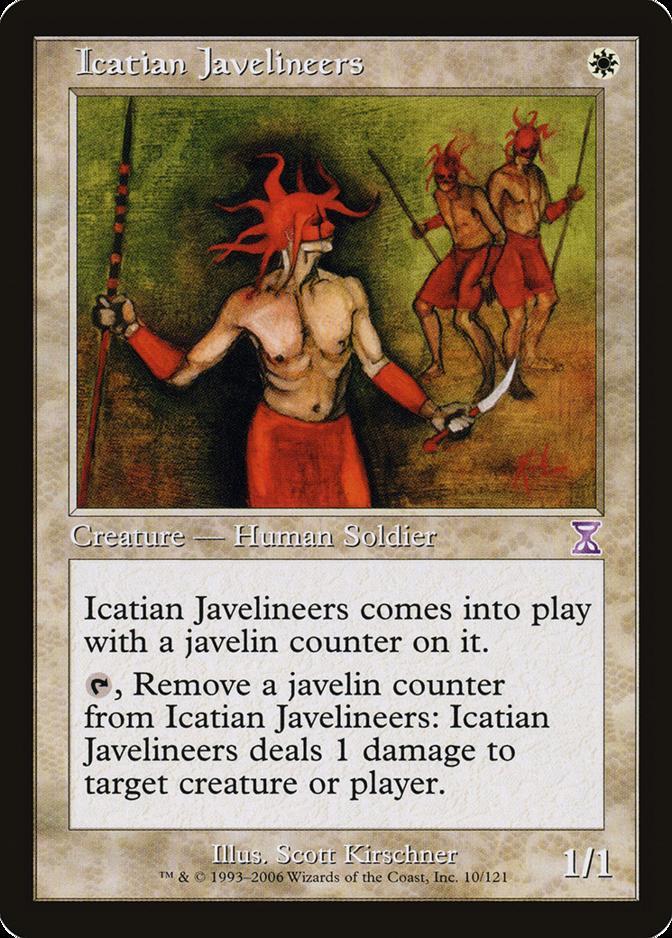 Icatian Javelineers [TSB] (F)