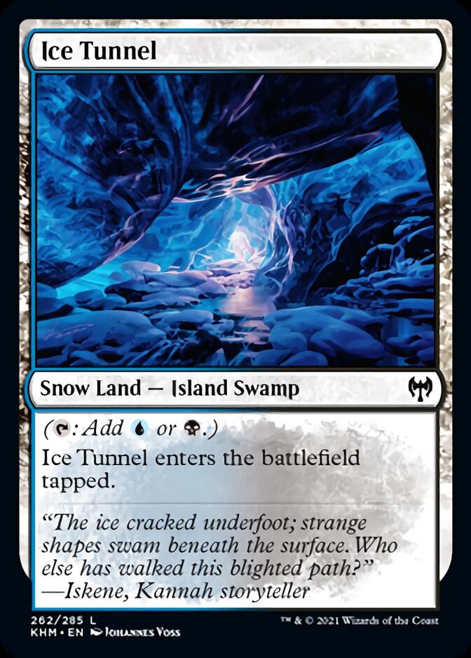 Ice Tunnel [KHM]