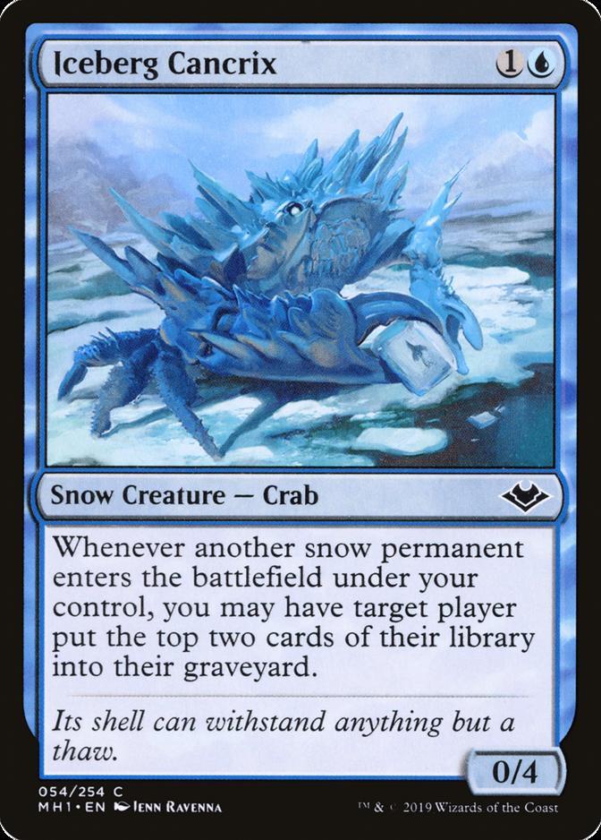 Iceberg Cancrix [MH1]