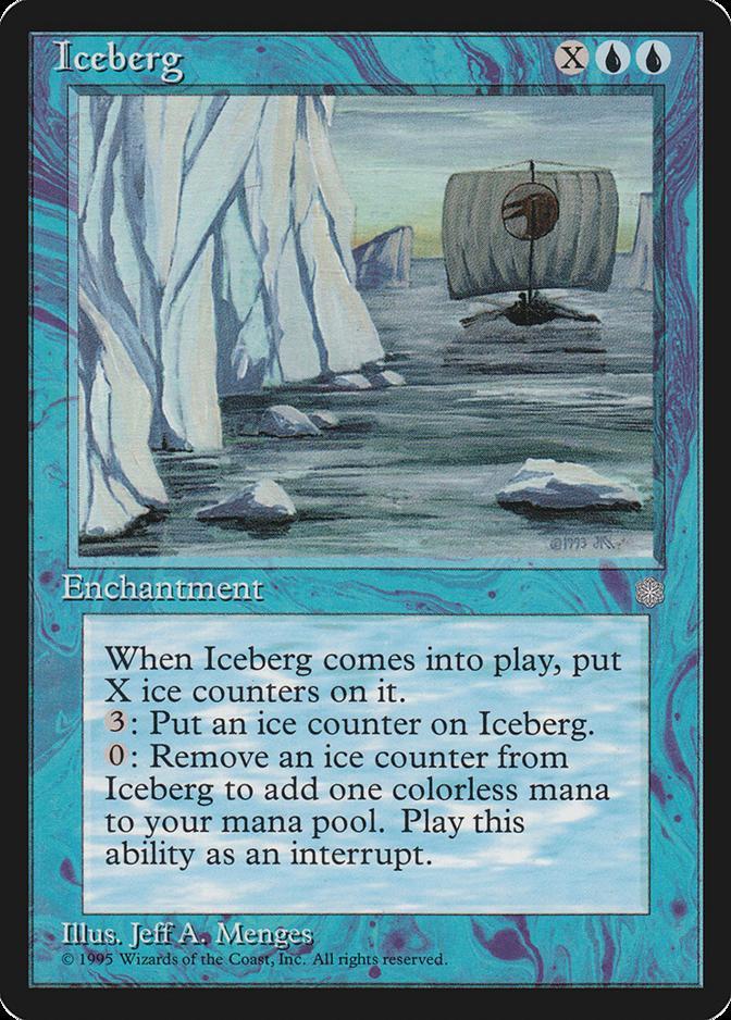 Iceberg [ICE]