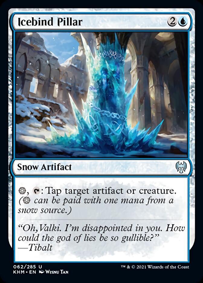 Icebind Pillar [KHM]