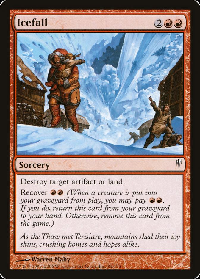 Icefall [CSP]