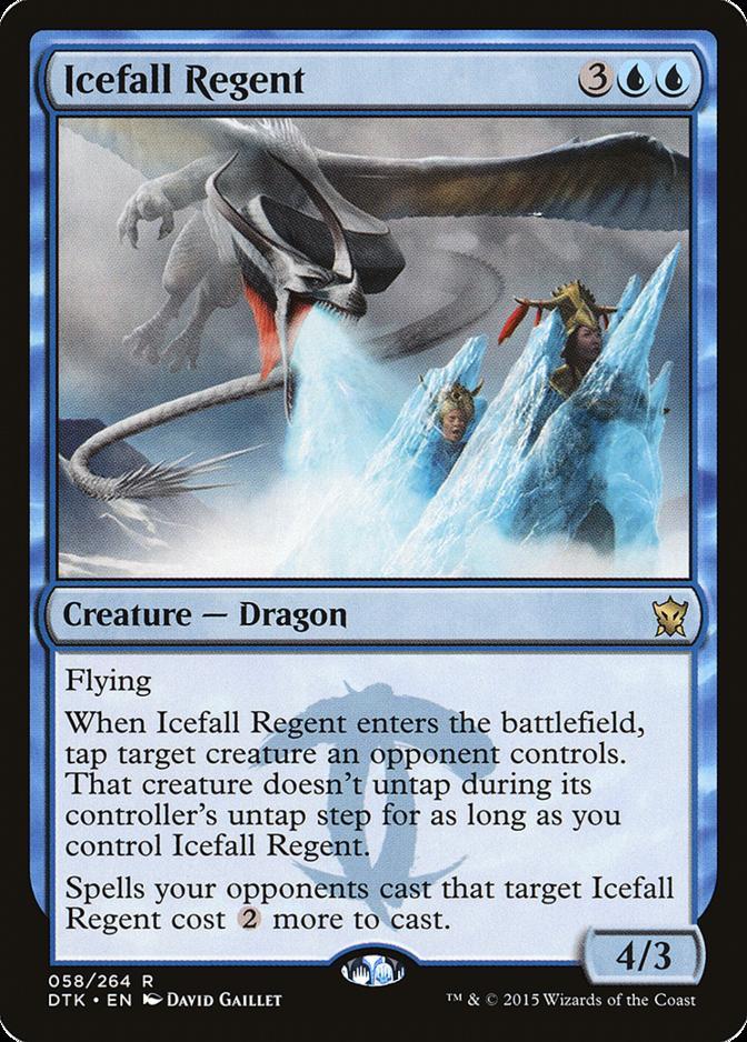 Icefall Regent [DTK]