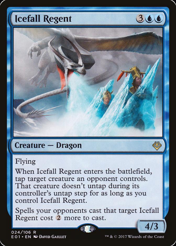 Icefall Regent [E01]