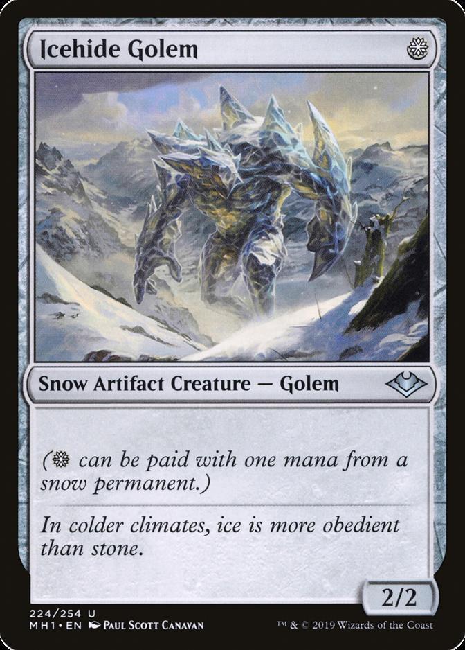 Icehide Golem [MH1]