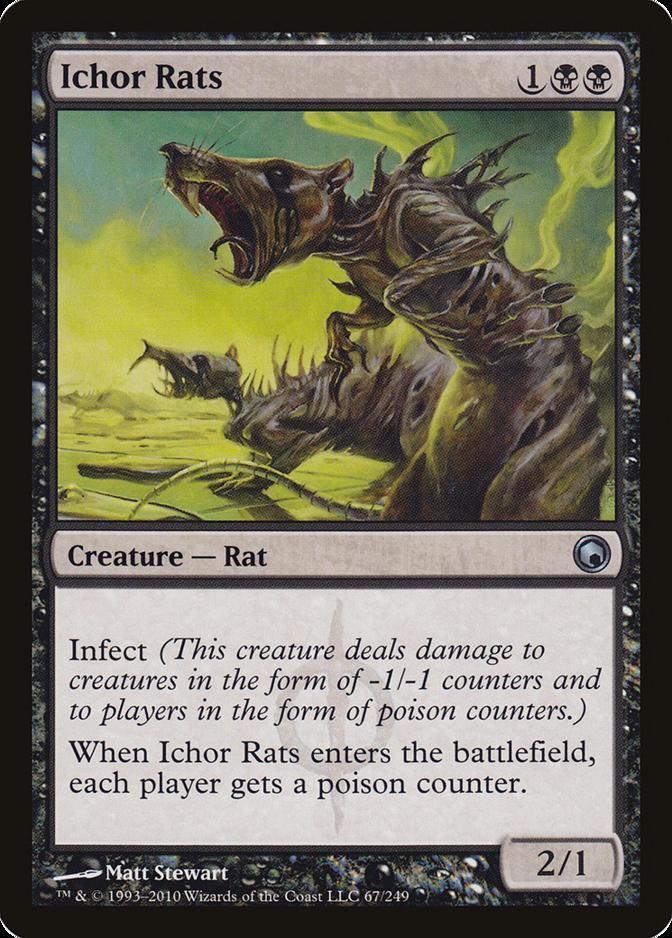 Ichor Rats [SOM]