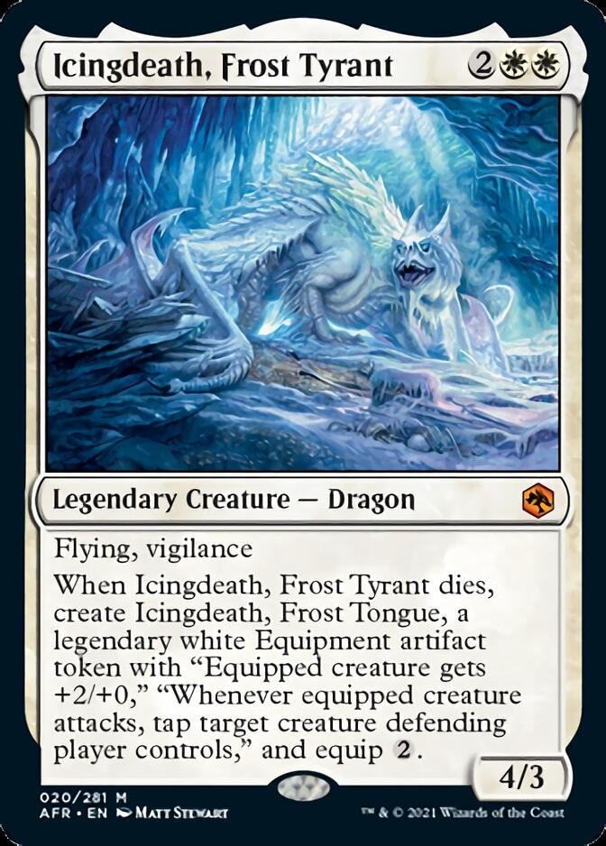 Icingdeath, Frost Tyrant [AFR]