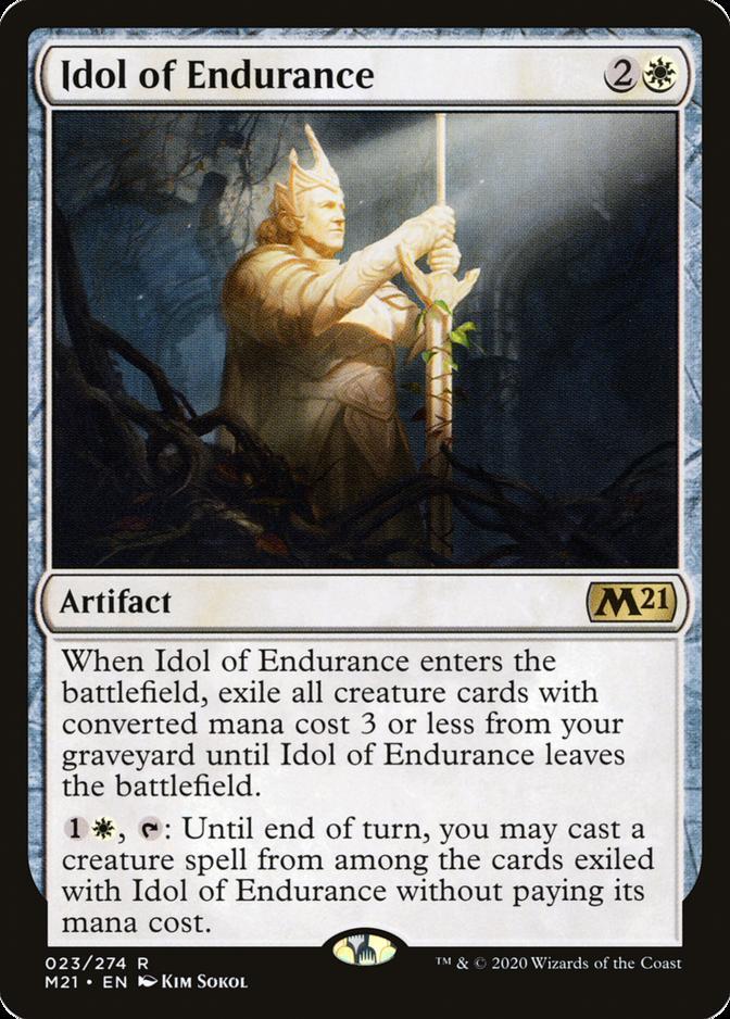 Idol of Endurance [M21]