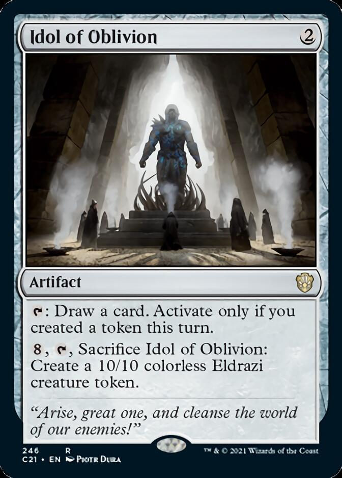 Idol of Oblivion [C21]
