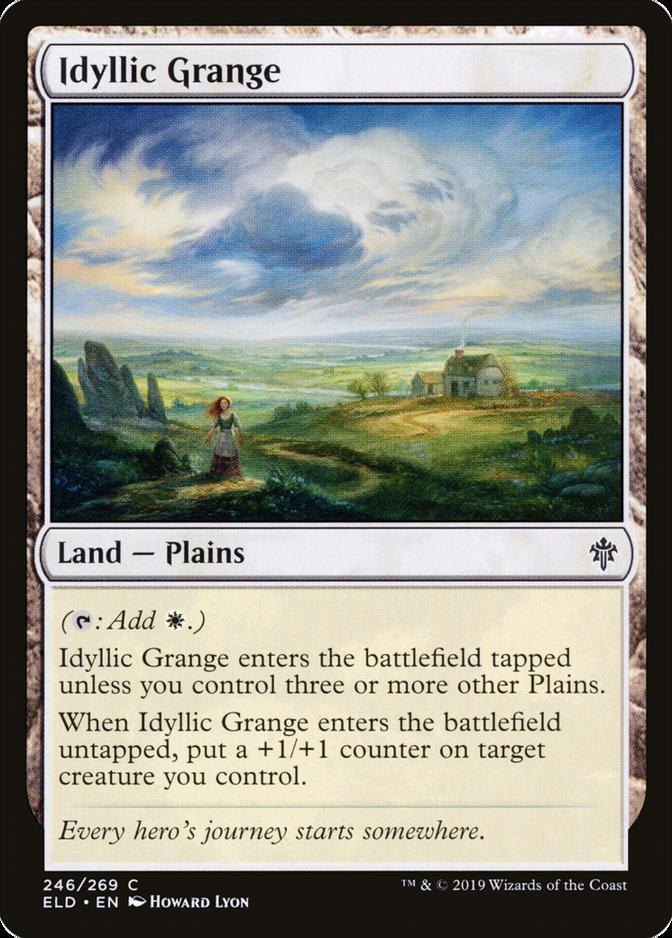 Idyllic Grange [ELD]
