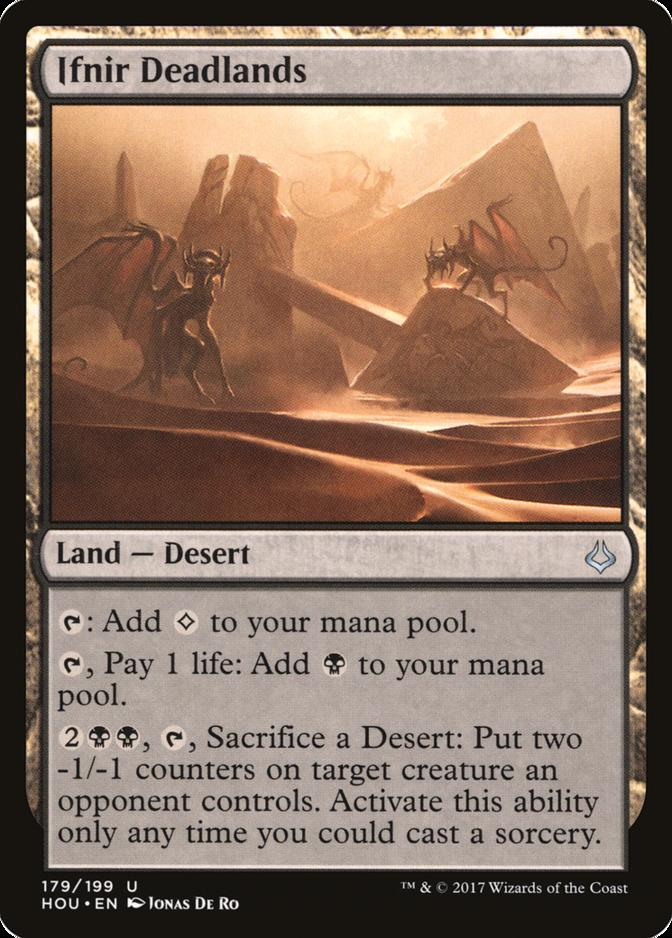 Ifnir Deadlands [HOU]
