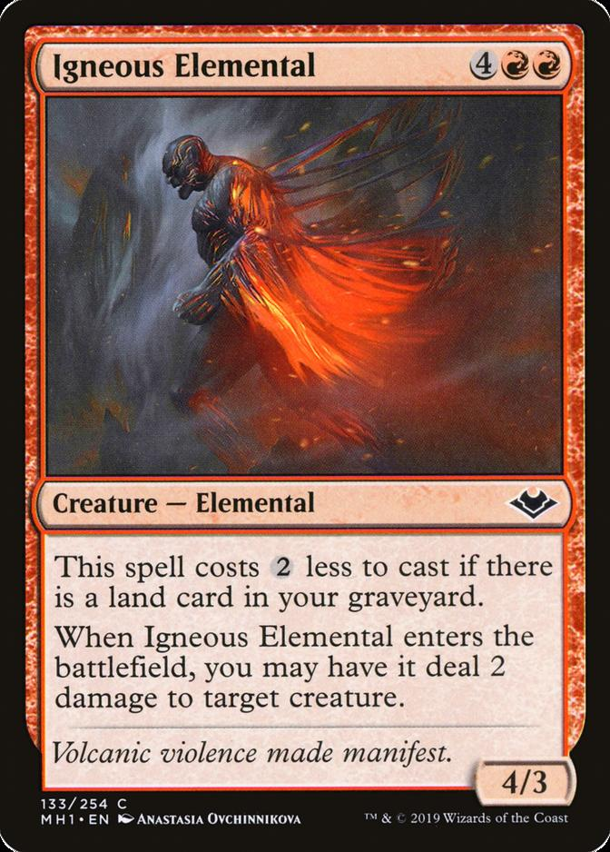 Igneous Elemental [MH1]