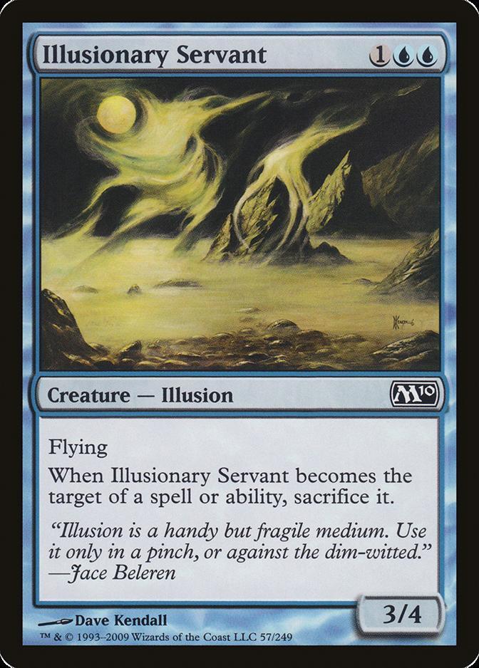 Illusionary Servant [M10]
