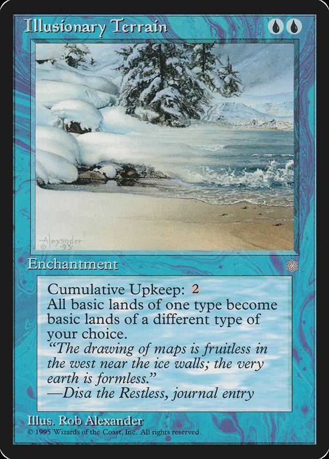 Illusionary Terrain [ICE]