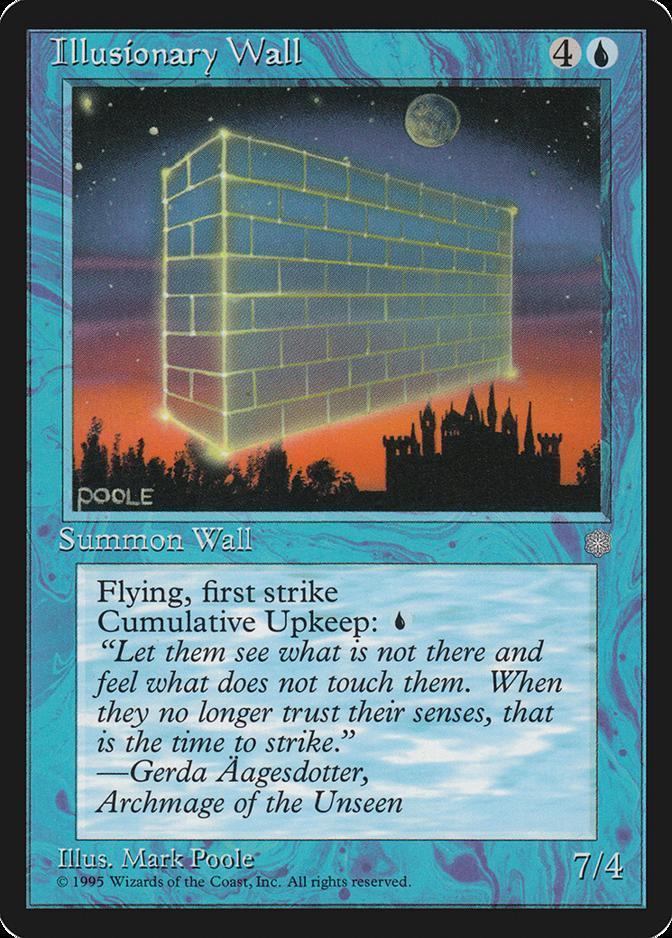 Illusionary Wall [ICE]