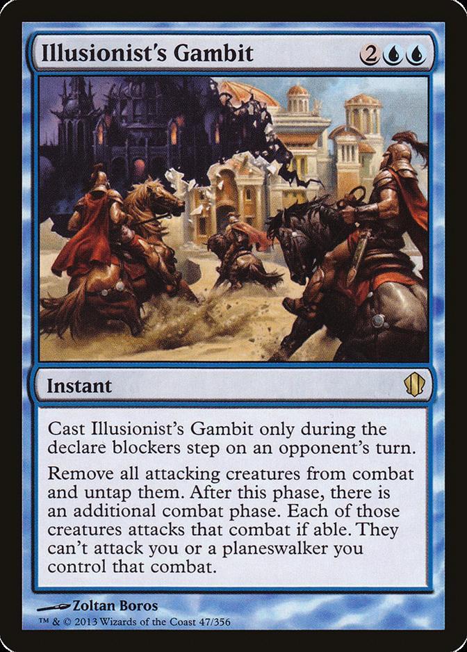 Illusionist's Gambit [C13]