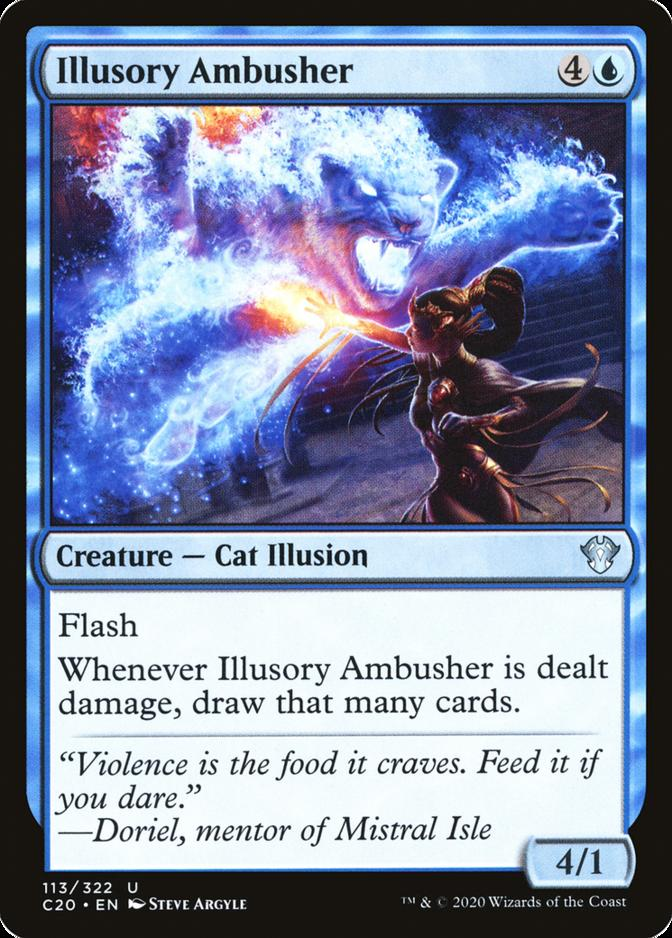 Illusory Ambusher [C20]