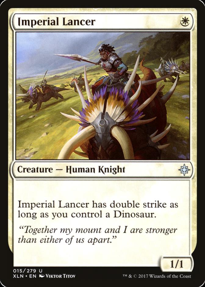Imperial Lancer [XLN]