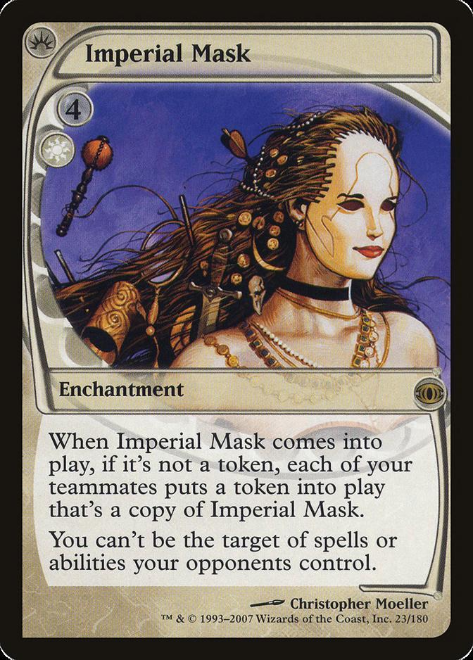 Imperial Mask [FUT]
